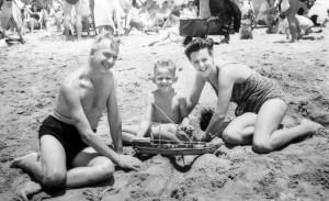 Durban Christmas 1945