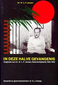 Secret diary kept by Dr Leo Jansen ( 1942-1945)
