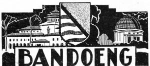 Bandoeng Adress Boek