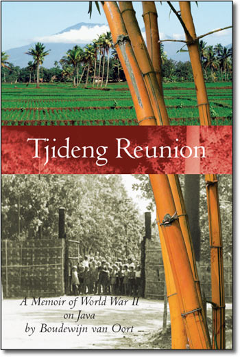 Cover of the book, Tjideng Reunion by Boudewijn van Oort