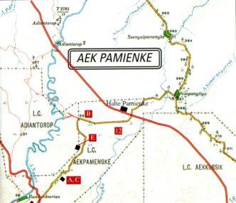 Aek Paminke Japanese Prison camps